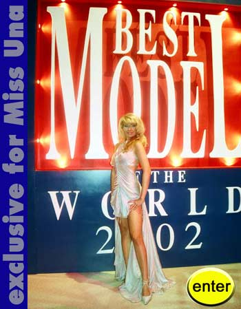 Best Model of the World - Miss Una.